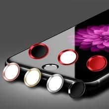 Universal Home Button Sticker For iPhone 8 7 6 6S Plus 5S SE 5 Fingerprint