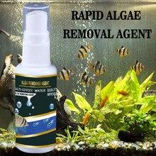Эко-аквариум Aqua Life очиститель водорослей рост ультра сильная фильтрация 30 мл#2S30