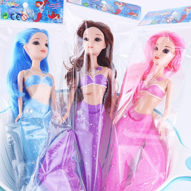 20cm Waterproof Mermaid Dolls 6