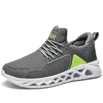 2020 Mens Running Shoes Air Cushion Athletic Couple Sport Shoes Men Breathable mesh Trainers Sneakers Women zapatillas hombre фото