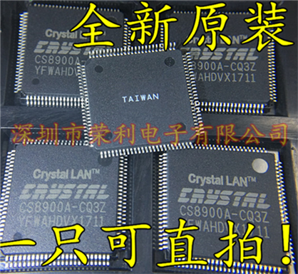 10PCS New <font><b>CS8900A</b></font>-CQ3Z IC QFP-100 Original image
