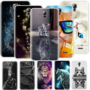 Phone-Case Back-Cover Lenovo Soft-Silicone Pattern-Painting Fashion for A536 TPU