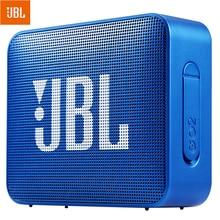 Беспроводная bluetooth-колонка JBL GO2 Go 2 IPX7, водонепроницаемая портативная мини-колонка, Спортивная аккумуляторная батарея с микрофоном