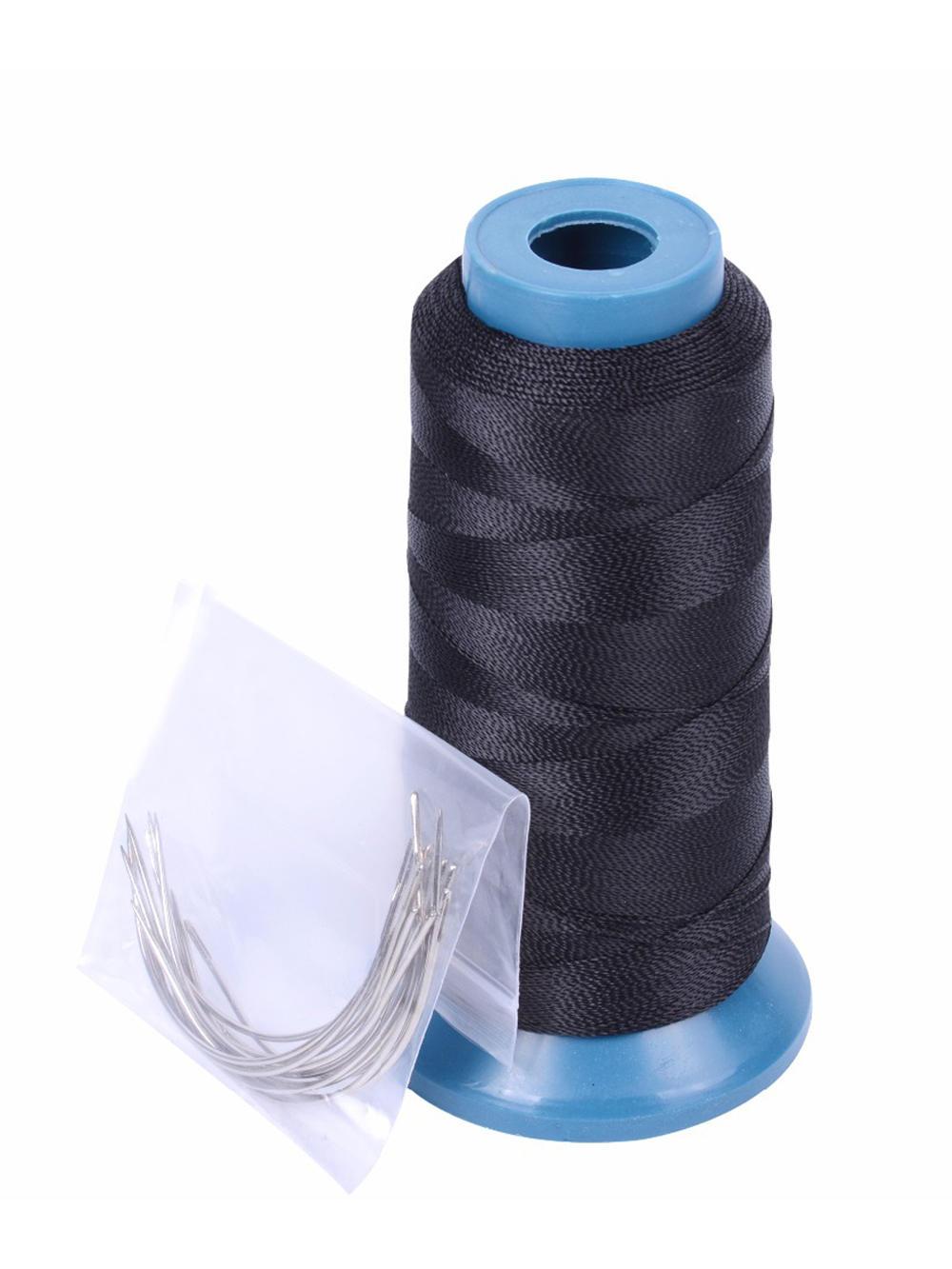 Hair-Weaving-Thread Weaving-Needles/C-Type Needles/curved-Needle 1-Roll Nine-Colors High-Intensity