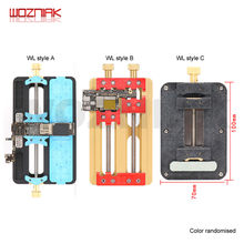 Wozniak wl universal Leuchte Hohe temperatur telefon IC Chip motherboard Jig Board Wartung Reparatur Mold Werkzeug für iphone(China)