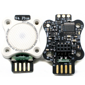Image 4 - AM7p HCHO كاشف نوعية الهواء رصد CO2 الاستشعار CO2 الاستشعار Pm2.5 آلة المنزل ظرف اختبار co2 متر