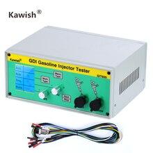 Kawish! GIT600 GDI/FSI جهاز اختبار حاقن البنزين ، جهاز اختبار حقن البنزين المباشر للسيارة