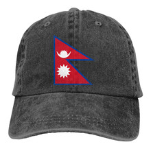 Nepal flagge Cowboy hut(China)
