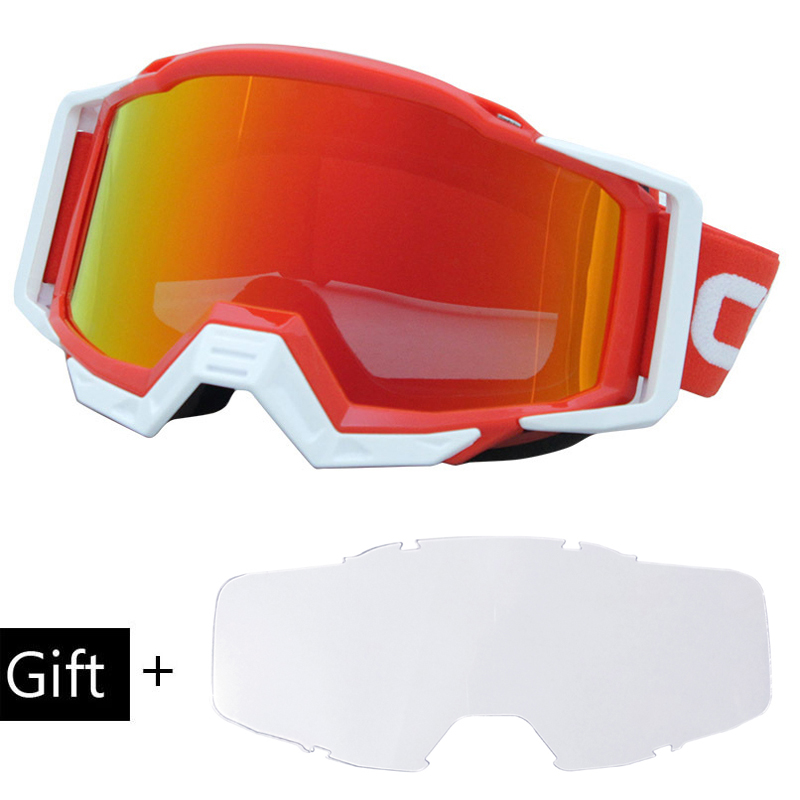 Brand 100% Motocross Goggles Glasses ATV DH MTB Skiing Sport Eye Ware MX Off Road Helmets Goggles Gafas for Motorcycle Goggles