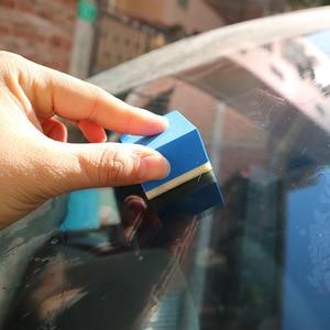 Image 5 - 10PCS Car Magic Sponge Polishing Wool Wipe Bar Eraser Remove Wax Film Shellac Wipe Degreasing Cleaning For Windshield, Leather