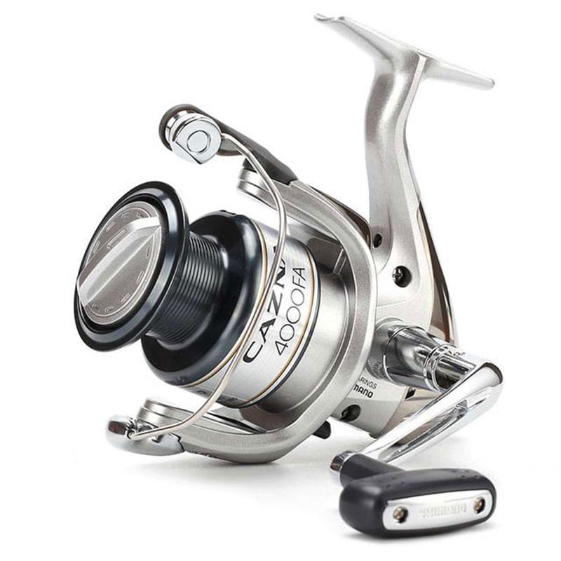 SHIMANO CAZNA 2500FA/4000FA Spinning Fishing Reel 3+1BB with AR-C Spool Rigid Body Spinning Fishing Reel sneakers