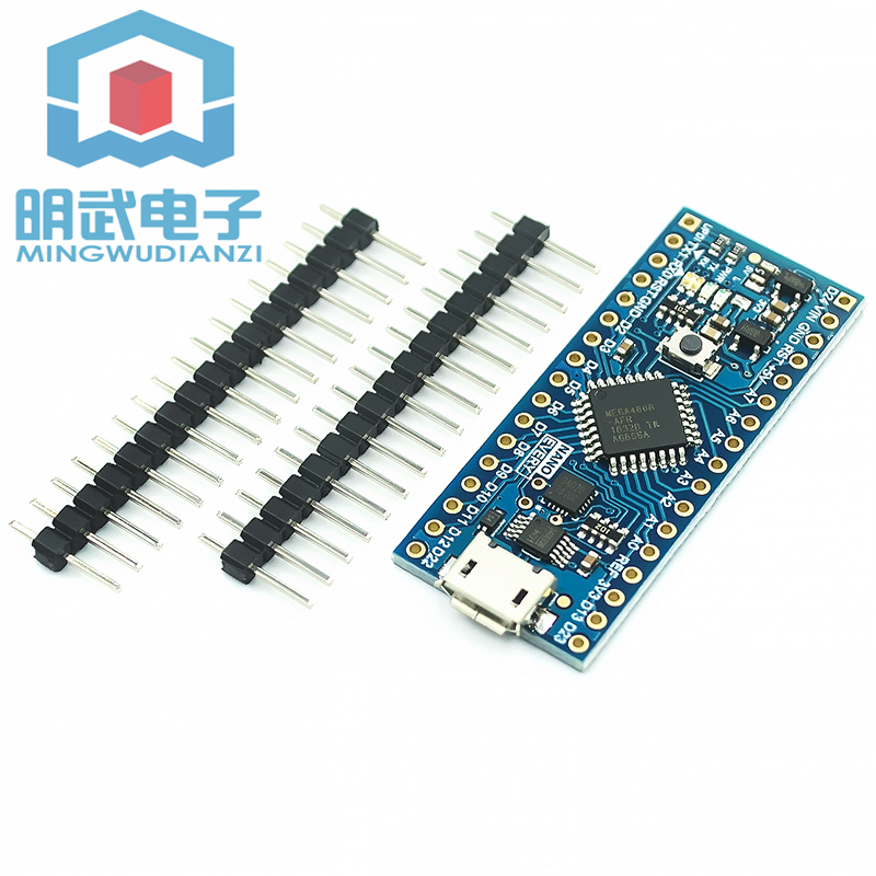 Загрузчик Atmega4808 UPDI, новый контроллер Nano each