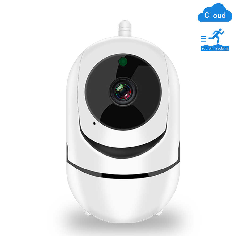Draadloze Ip Camera 1080P Home Security Wifi Cloud Sd Camera Smart Auto Tracking Ir Night Vision Two Way Audio cctv Surveillance