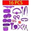 16 PCS Purple