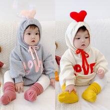Одежда для новорожденных зимние комбинезоны одежда мальчиков
