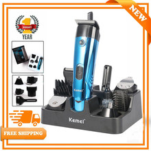 Kemei hair Clippers ตัดผมผม Profesional Electric เครื่องตัดสำหรับชายเคราตัดผมเครา Trimmer Strong(China)