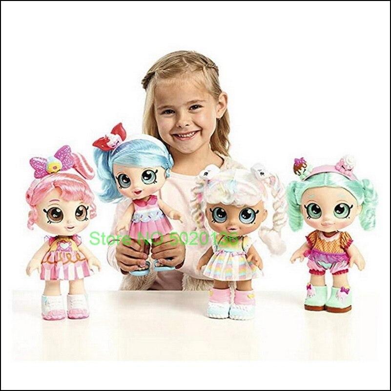 """Кэнди для детей Marsha Mello время закуски друзей Donatina дошкольного возраста 10 """"LOLS куклы для детей и девочек в возрасте от 3 +, мульти Цвет Игровые фигурки и трансформеры      АлиЭкспресс"""