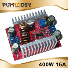 400W 15A DC-DC Power Converter Boost Module Step-up Constant