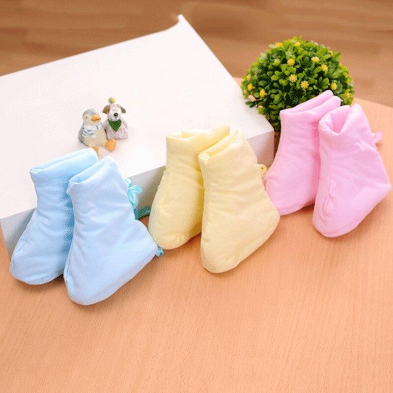 Милый дизайн; обувь для маленьких мальчиков и девочек; обувь для малышей; обувь на плоской подошве с круглым носком; мягкие тапочки; зимняя