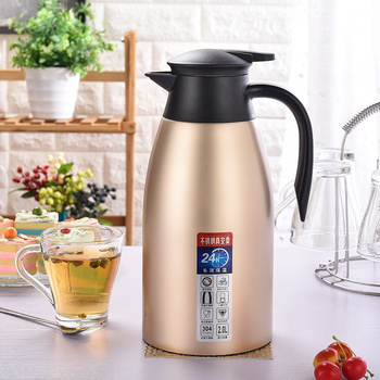 Stainless Steel Vacuum Insulation Pot Home Thermos Thermos Thermos Thermos Large Capacity Coffee Thermos Hydro Flask Thermos фото