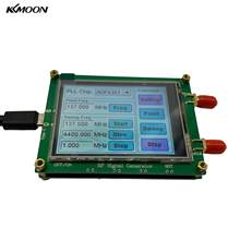 KKMOON – carte de générateur de fréquence 35M-4.4G, ADF4351, Source de Signal de balayage RF professionnel, avec écran tactile