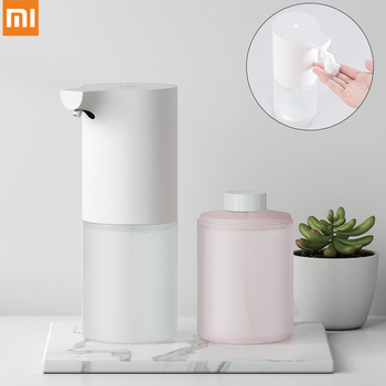 In Stock Xiaomi Mijia Automatic Induction Foaming Hand Washer Automatic Soap Dispenser 0.25s Infrared induction For Smart Homes