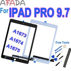 Сенсорная панель AAA + 9,7 дюйма, цифровой датчик сенсорного экрана A1673, A1674, A1675, запасные части для ремонта