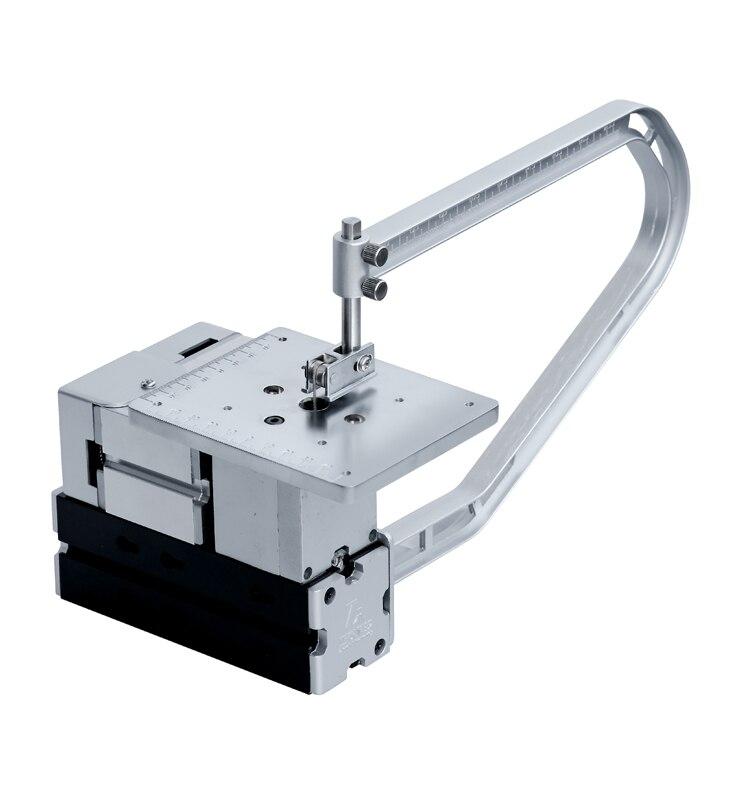ZRJC01036 All-metal Miniature Jigsaw/36W,20000rpm Electroplating Metal jig saw for Woodworking Craft