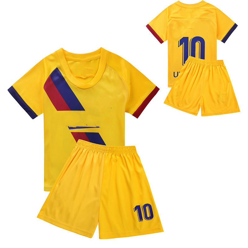 Fashion World Cup Children's Football Suit For Middle And Large Children's Clothing For Boy Baby's Jersey For Suit Boys Sports 5