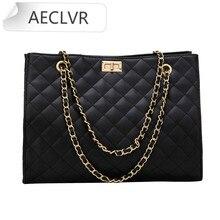 цены Luxury Handbags Women Bag Designer Leather Chain Large Shoulder Bag Tote Hand Bag Fashion Crossbody Bag for women 2020 handbags