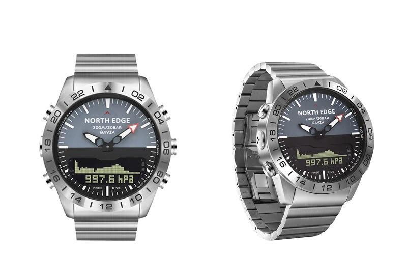 homens relógios militar do exército luxo negócios