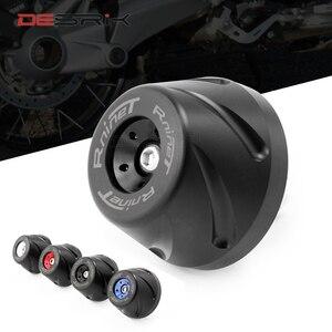 For BMW R Nine T R nineT RnineT RNINET 2014-2019 Motorcycle Accessories Final Drive Housing Cardan Crash Slider Protector