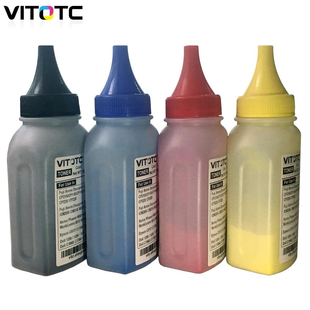 4 bottiglia di CRG-054 CRG054 Polvere di Toner Compatibile Canon imageCLASS iC MF641Cw MF643Cdw MF645Cx LBP621Cw LBP623Cdn LBP623Cdw Stampa
