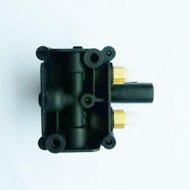 Valve de pompe à Air à bouche courte | Pièces de valve de compresseur de Suspension d'air pour BMW F01 F02 F11 F18 37206789450
