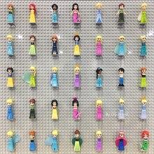 Fit teşhir tabanı tabakları standı duvar 50*50 çıtçıt 32*32 Mini DIY rakamlar insanlar paketi MOC Set yapı blokları oyuncak çocuk hediyeler için