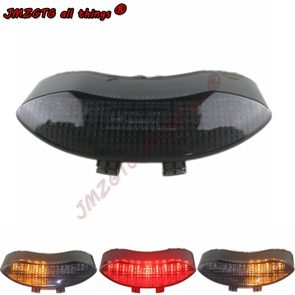 Motorcycle LED Turn Signal Tail Light Taillight For TRIUMPH Speed triple 1050 2011-2015 DAYTONA 675 2005 -2010  amp  SPEED TRIPLE R