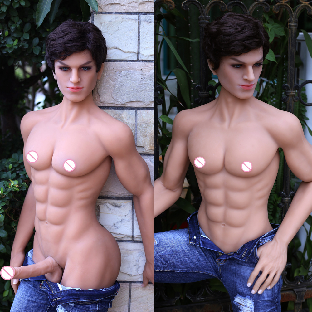Silicone Sex Doll For Women Full Size Gay Male Sex Dolls With Long Penis For Sex Lifelike Feeling
