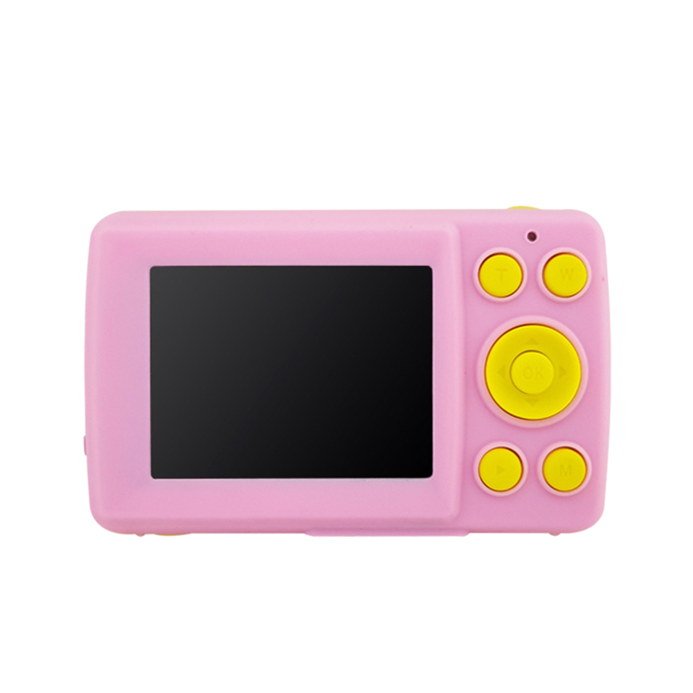 2.4 Inch Screen Face Detection HD Waterproof Children Mini Recorder Photo Anti-fall Gifts Anti-shake Cute Durable Digital Camera