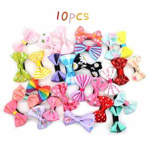 Bow Hairpins Claws Hair-Accessories Small Colorful Mini Girls Kids Cute 10pcs for New-Fashion