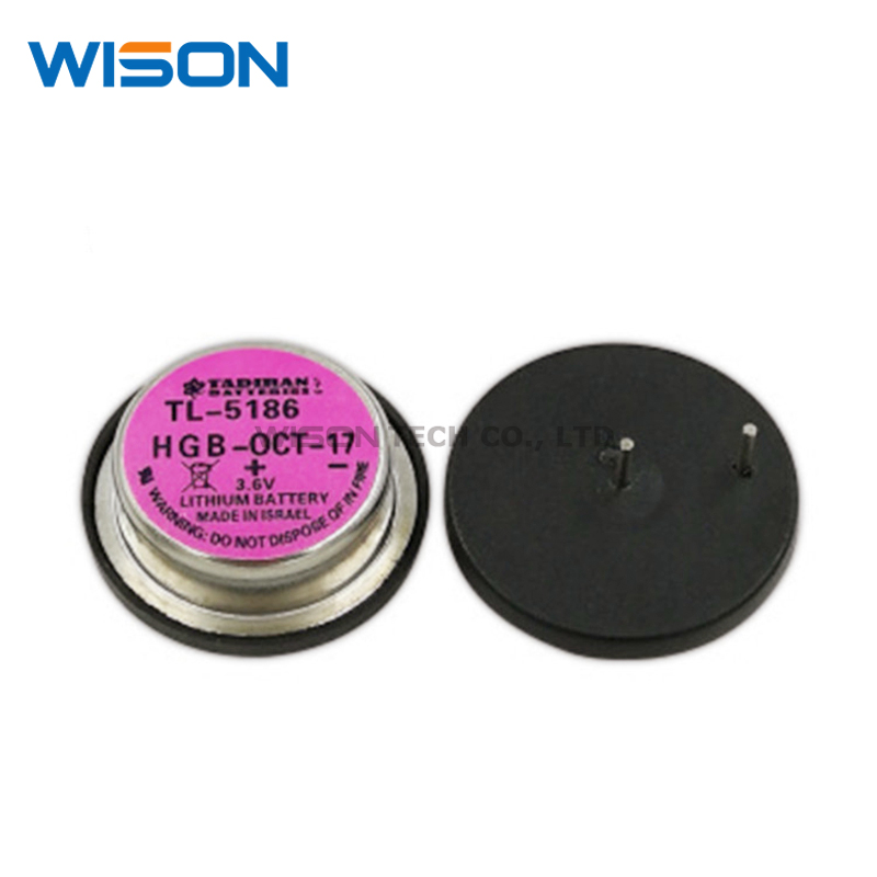 TL 5186    NEW AND ORIGINAL DIP2 BATTERY LITH 3.6V WAFER 22.8MM TL5186 HGB APR 18|AC/DC Adapters| |  - title=