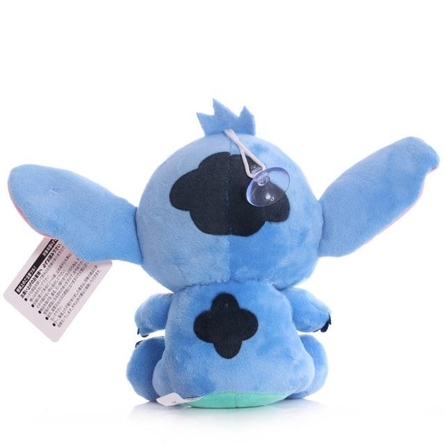 Disney Cartoon Blue Pink Stitch Plush Dolls Anime Toys Lilo and Stitch 20CM Stich Plush Stuffed Toys Christmas Gifts for Kids 5