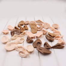 Blyth doll Resin material All kinds of skin Groove Ears for the 12 inches 1/6 doll ,Blthe,ICY,Jessi five BJD(China)