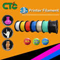 1KG PLA filamento plástico 1,75mm rollo para impresora 3D o bolígrafo amarillo negro gris verde EE. UU. Stock