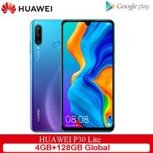 Original Global Version Huawei P30 Lite 4GB 128GB Mobile Phone