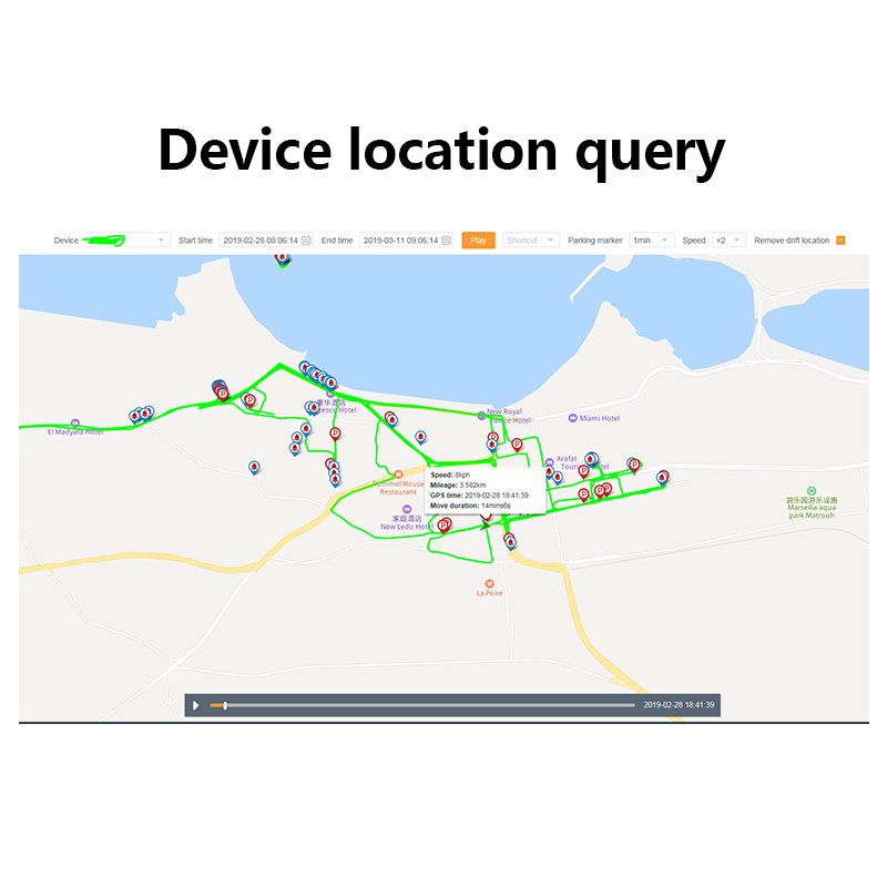SEEWORLD TK103 GT06 GT06N TR06 <font><b>GT02A</b></font> <font><b>GPS</b></font> car tracking system WhatsGPS car tracking software <font><b>GPS</b></font> tracking platform android app image