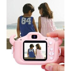 Children Digital Camera Mini Kids Video 1080p Camcorder Boys Girls Gifts Video Digital Camera Kid 2 Inch Screen Camcorder