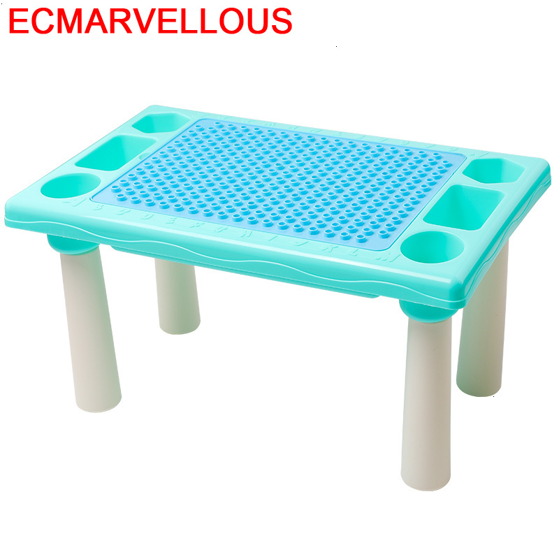And Chair Mesinha Infantil Baby Cocuk Masasi Avec Chaise Plastic