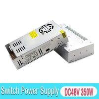48V DC PowerSupply 7.3A 350W Light Transformer AC110V 220V To DC48V Power Source for Led Lighting CNC Router Stepper Motor