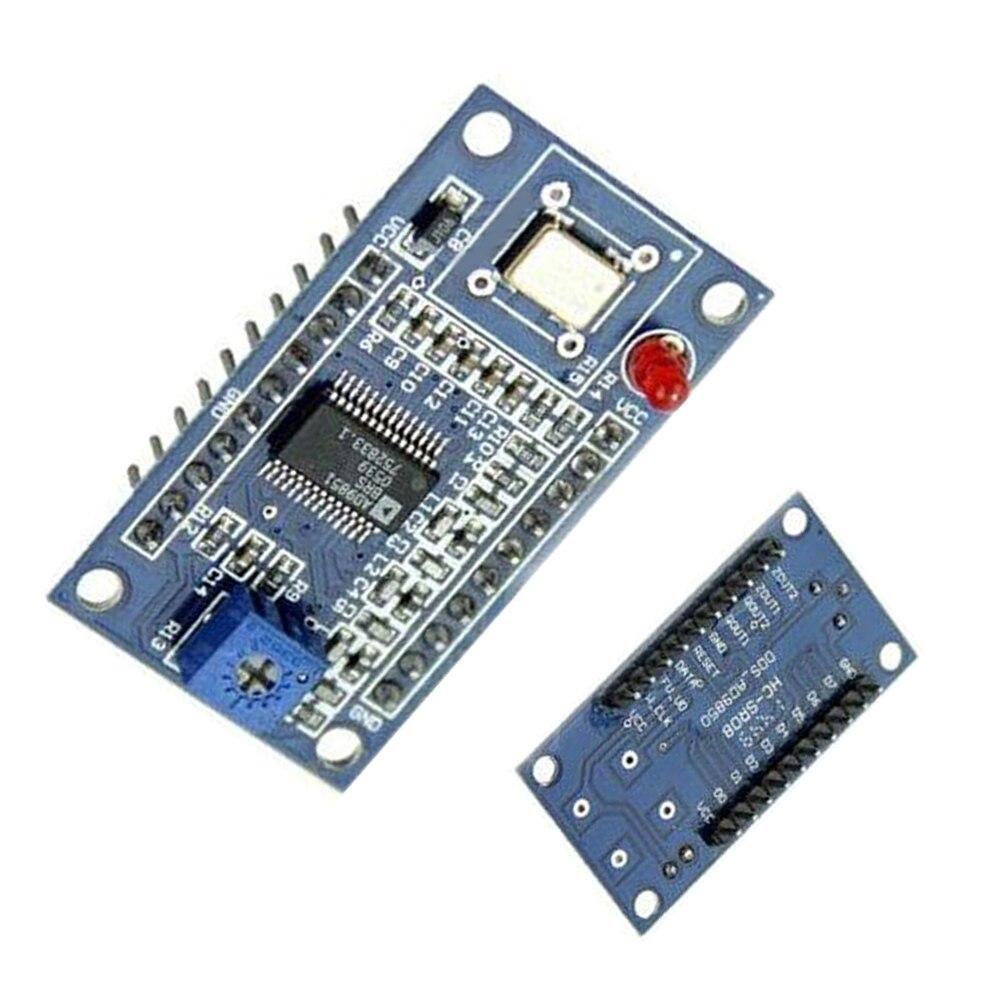 1 PC AD9851 DDS Signal Generator Module Board 0-70MHz Square Wave 0-1MHz Parts Signal Generator Module For Home DIY Tools