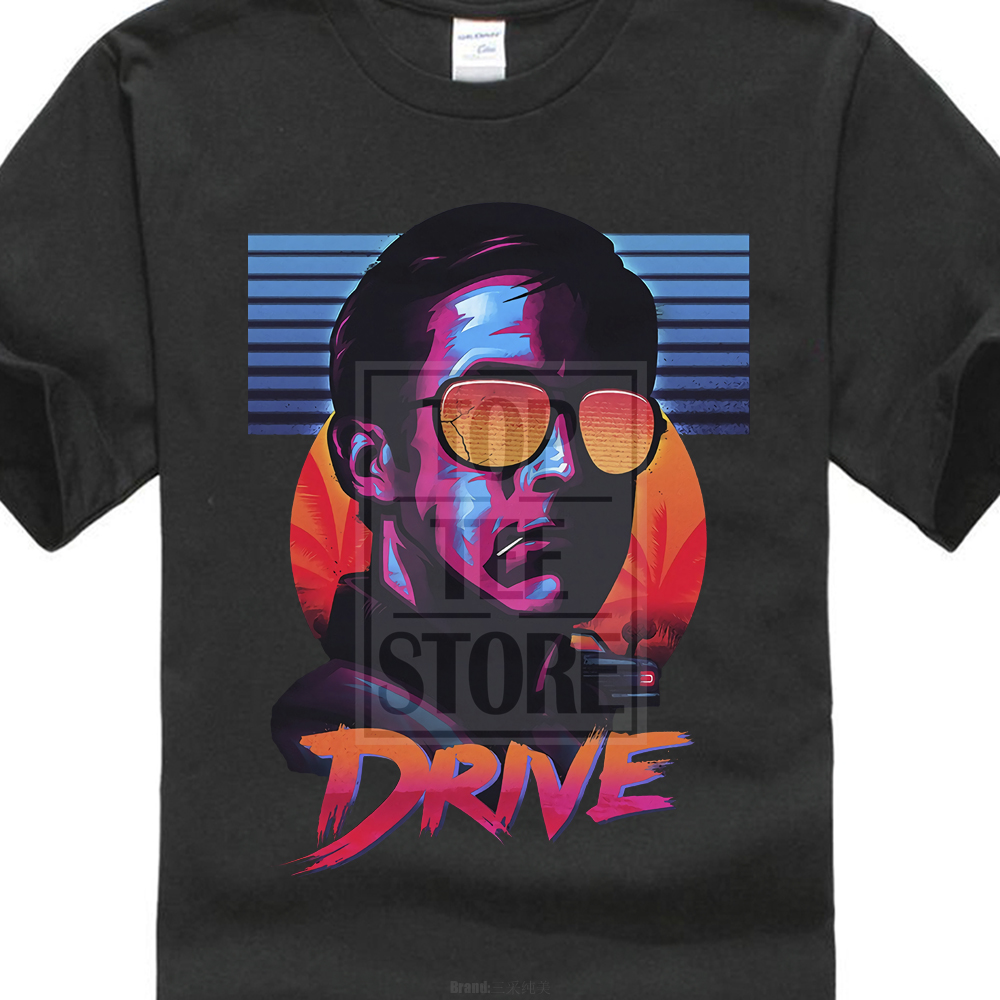 Drive T Shirt Cult Movie 014454 image